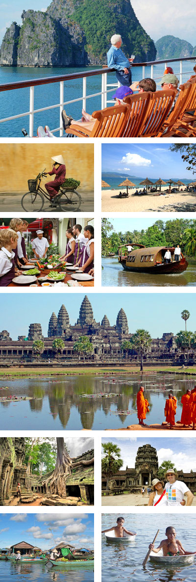 Cheap Vietnam Cambodia Tour