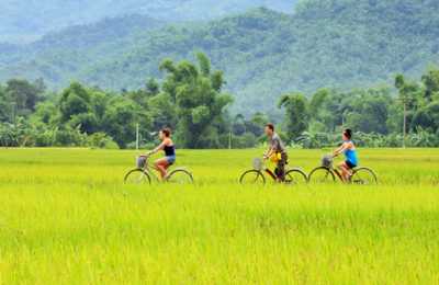 Mai Chau Full Day with Biking